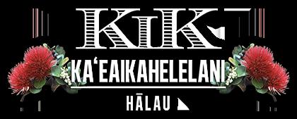 KIK Hālau Ka'eaikahelelani